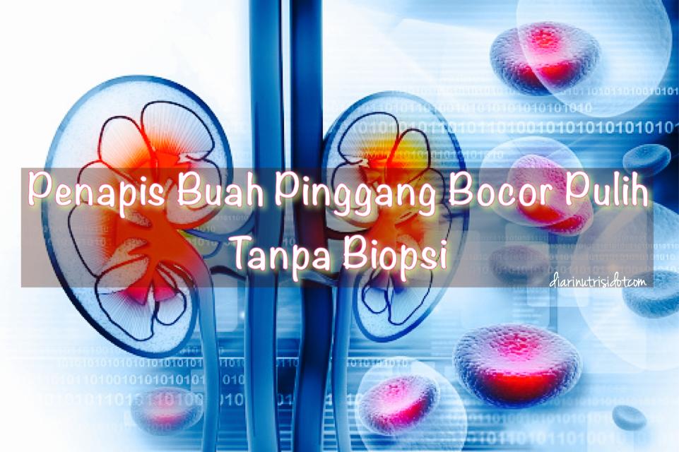 penyakit penapis buah pinggang bocor