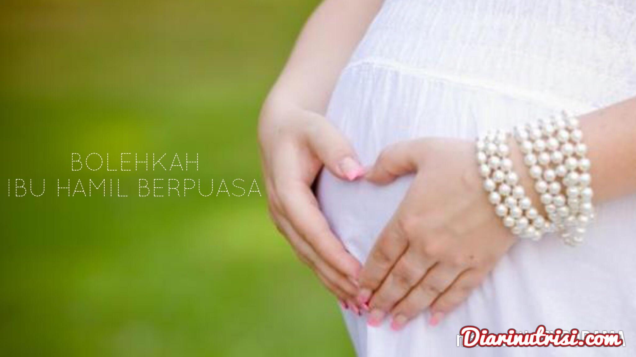 puasa dan hamil