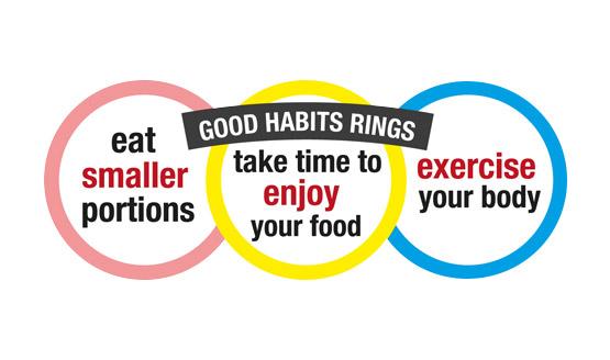 tabiat baik tambah berat badan