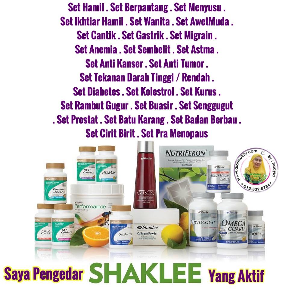 Pengedar Shaklee Puchong