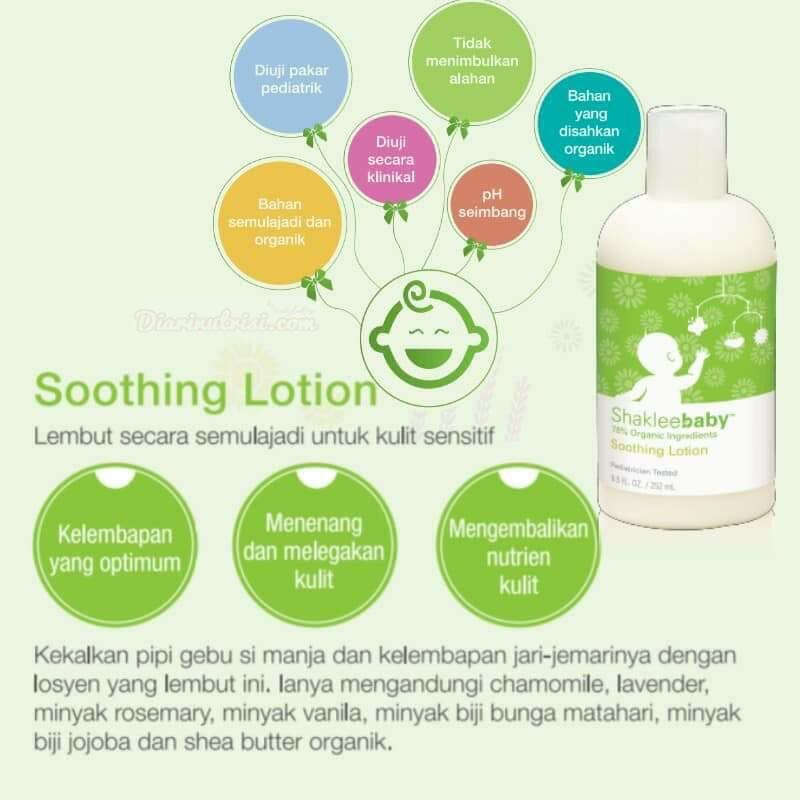 Losyen untuk kulit sensitif