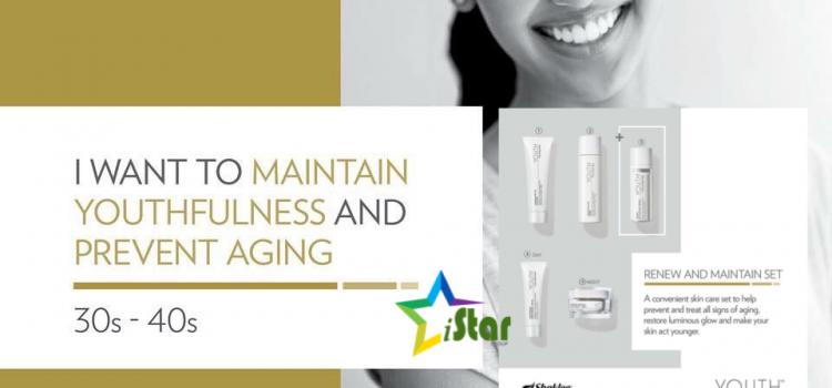 Youth Skin Care Permulaan Untuk Kelihatan Lebih Muda Jelita