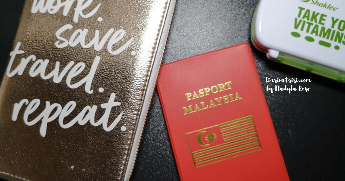 Pengalaman Buat Buku Passport Budak