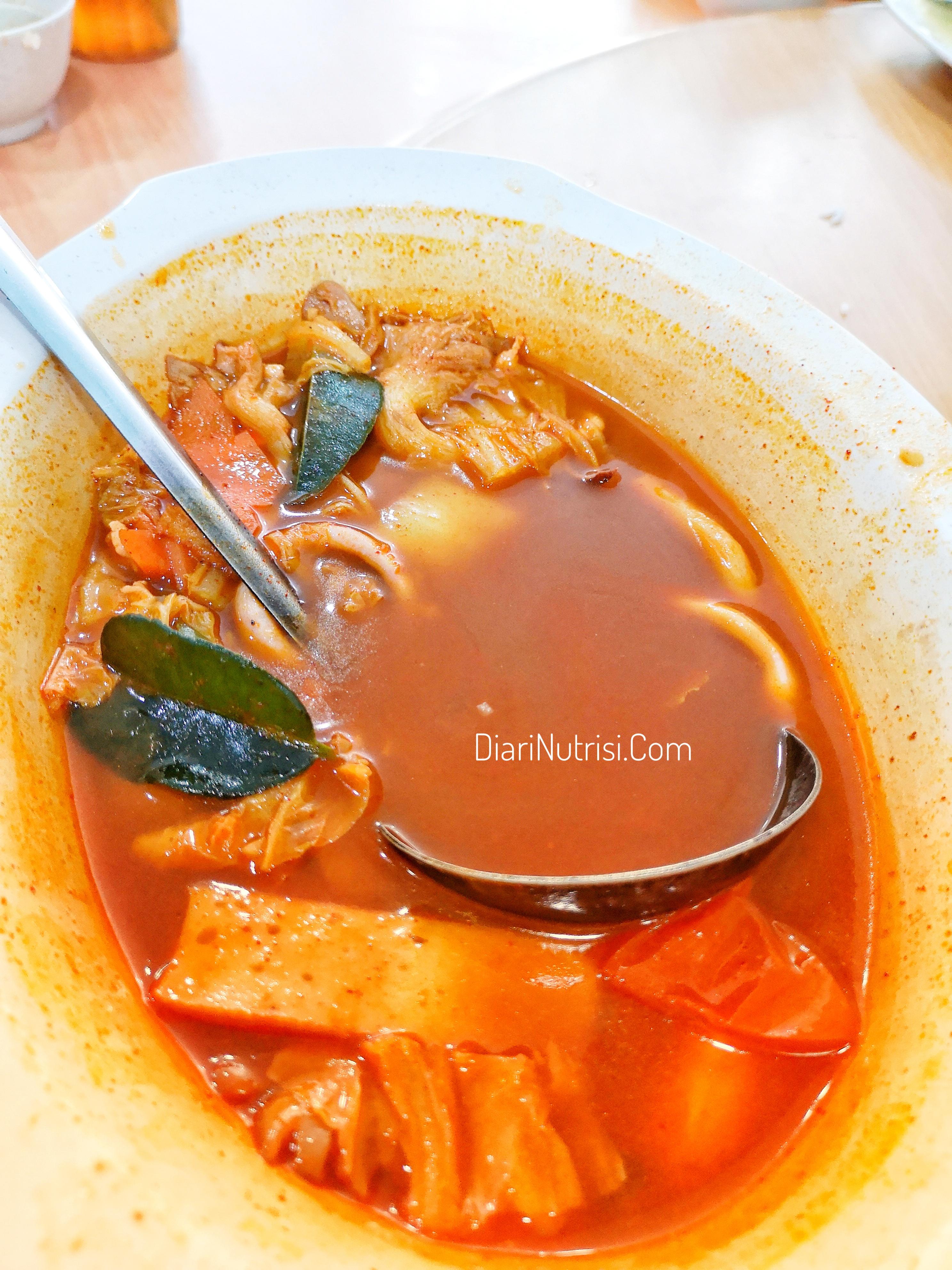 Tempat makan best di Puchong